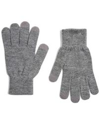 TOPSHOP - Core Winter Tech Gloves - Lyst