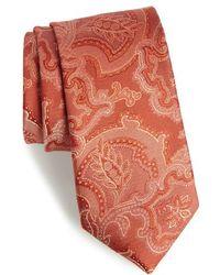 Calibrate | Ellerson Paisley Silk Tie | Lyst