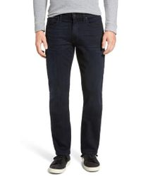 PAIGE | Doheny Relaxed Straight Leg Jeans | Lyst