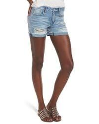 Vigoss - Marley Denim Shorts - Lyst