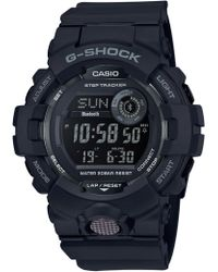 G-Shock - G-shock Digi Resin Strap Watch - Lyst