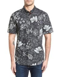 Jack O'neill - Samoa Print Sport Shirt - Lyst