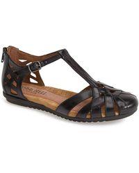 Cobb Hill - 'ireland' Leather Sandal - Lyst