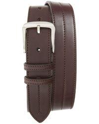 Shinola - Leather Belt - Lyst