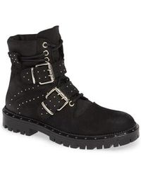 Free People - Mountain Brook Studded Hiker Boot - Lyst