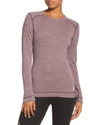 Smartwool | Merino Wool 250 Base Layer Top | Lyst