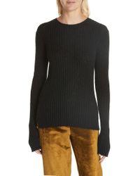 Rag & Bone - Donna Mohair & Wool Blend Sweater - Lyst