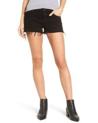 Hudson Jeans - Kenzie Cutoff Denim Shorts - Lyst
