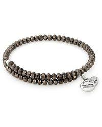 ALEX AND ANI - Brilliance Galaxy Wrap Bracelet - Lyst