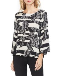 Vince Camuto - Tropical Shadows Blouse - Lyst