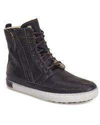 Blackstone | 'gm05' High Top Sneaker | Lyst