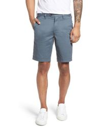 Ted Baker | Proshor Slim Fit Chino Shorts | Lyst