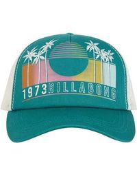 Billabong - Aloha Forever Baseball Cap - Lyst