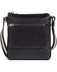 Bally - Trezzini Leather Crossbody Bag - Lyst