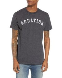 The Rail - Adultish T-shirt - Lyst