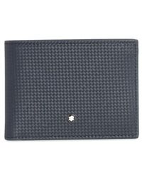 Montblanc - Leather Card Case - Lyst