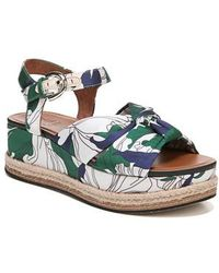 Naturalizer - Berry Espadrille Wedge Sandal - Lyst
