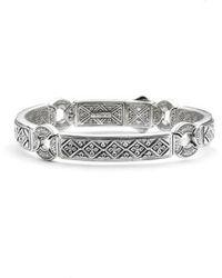 Konstantino - 'silver Classics' Bracelet - Lyst