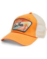 American Needle - Ravenswood - Destination San Francisco Hat - Lyst