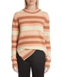 Sies Marjan - Shay Merino Striped Sweater - Lyst