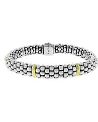 Lagos | Caviar Rope Bracelet | Lyst