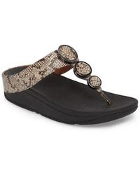 Fitflop - Halo Sandal - Lyst
