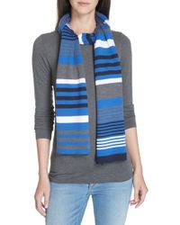 Eileen Fisher - Striped Scarf - Lyst