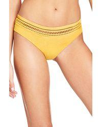 Robin Piccone - Perla Hipster Bikini Bottoms - Lyst