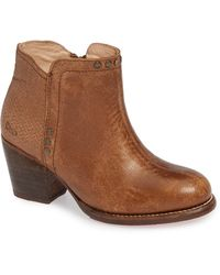 Bed Stu - Yell Bootie - Lyst