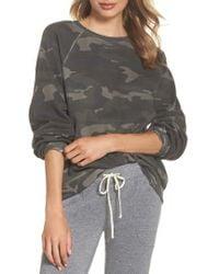 Ragdoll - Camo Oversize Sweatshirt - Lyst