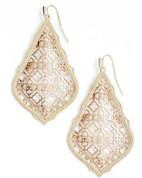 Kendra Scott - 'mystic Bazaar - Adair' Earrings - Lyst