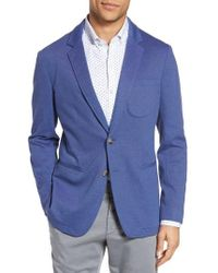 Zachary Prell - Two-button Knit Sport Coat - Lyst