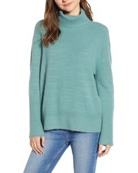Hinge - Bell Sleeve Sweater - Lyst
