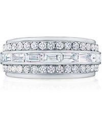 Kwiat - Duet Diamond Ring - Lyst