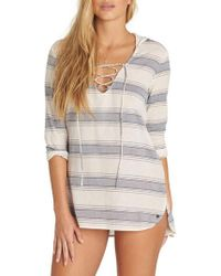Billabong | Same Story Cover-up Tunic | Lyst