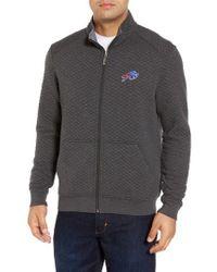 Tommy Bahama | Nfl Quiltessential Full Zip Sweatshirt | Lyst