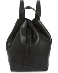 Madewell | Somerset Leather Backpack | Lyst