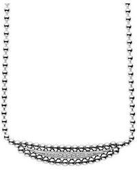 Lagos - Caviar Spark Diamond Necklace - Lyst