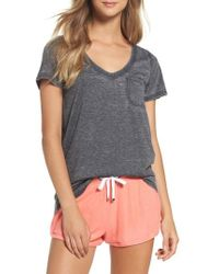 Make + Model - Gotta Have It V-neck Tee - Lyst