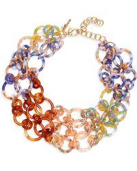 Lele Sadoughi - Broadway Necklace - Lyst