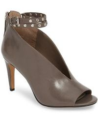 1.STATE - 1. State Sall Ankle Strap Open Toe Pump - Lyst