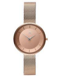 MVMT - Mod Mesh Strap Bracelet Watch - Lyst