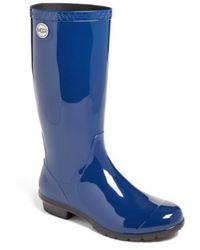 UGG - Shaye Rubber Rainboots - Lyst