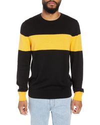 The Rail - Rugby Stripe Sweater - Lyst