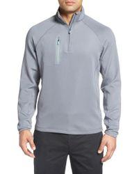Bobby Jones | Xh2o Crawford Stretch Quarter Zip Golf Pullover | Lyst