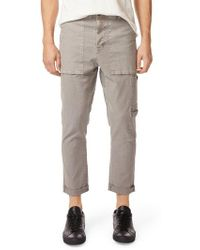 J Brand - Koeficient Straight Fit Pant - Lyst
