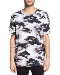 Zanerobe - 'rugger' Oversize Crewneck T-shirt - Lyst