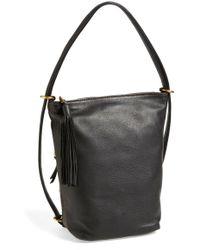 Hobo -  blaze  Convertible Leather Shoulder Bag - - Lyst 4579094a94aae