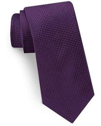 Ted Baker - Solid Silk Tie - Lyst