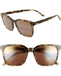 Maui Jim - Westside 54mm Polarizedplus2 Square Sunglasses - - Lyst